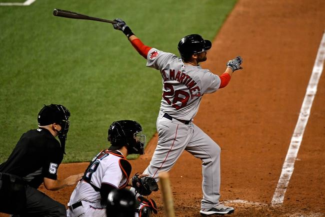Boston Red Sox at Miami Marlins - 9/17/20 MLB Picks and Prediction