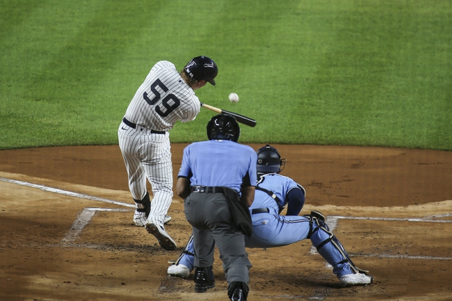 New York Yankees at Toronto Blue Jays - 9/21/20 MLB Picks and Prediction