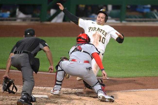 Dana Lane's Pittsburgh Pirates vs St. Louis Cardinals Game Two 'Elite' Winner