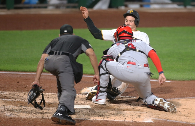 St. Louis Cardinals vs. Pittsburgh Pirates Game 2 - 9/18/20 MLB Pick, Odds, and Prediction