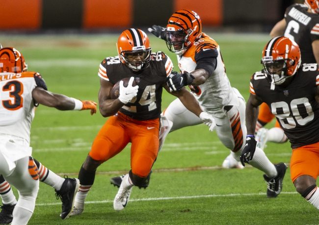 Washington Football Team vs. Cleveland Browns: NFL Picks, Odds, and Predictions 9/27/20