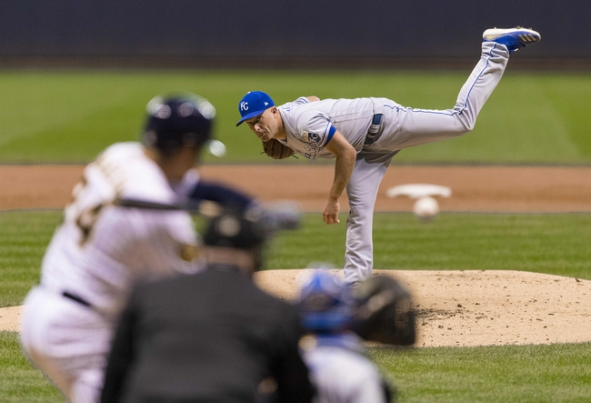 Milwaukee Brewers vs. Kansas City Royals - 9/19/20 MLB Pick, Odds, and Prediction