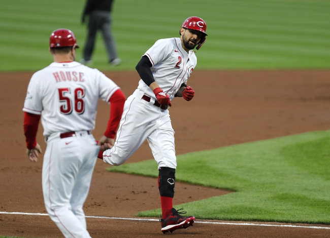 Minnesota Twins vs. Cincinnati Reds - 9/25/20 MLB Pick, Odds, and Prediction