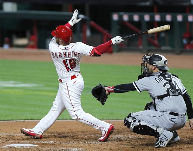 Chicago White Sox at Cincinnati Reds - 9/19/20 MLB Picks and Prediction