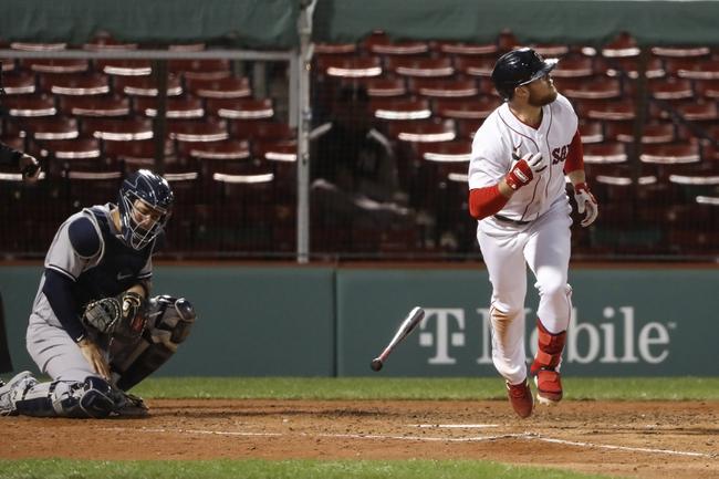 New York Yankees at Boston Red Sox - 9/19/20 MLB Picks and Prediction