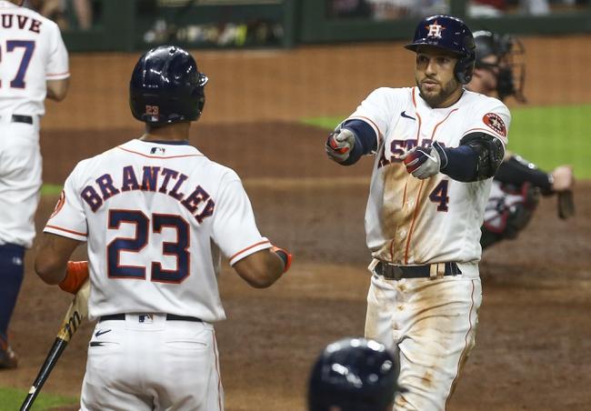 Arizona Diamondbacks at Houston Astros - 9/19/20 MLB Picks and Prediction