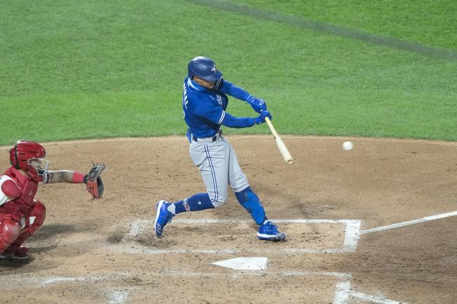 Toronto Blue Jays at Philadelphia Phillies - 9/19/20 MLB Picks and Prediction