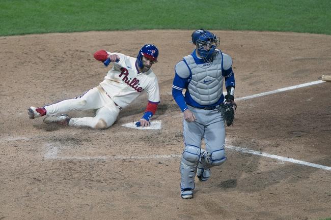 Philadelphia Phillies vs. Toronto Blue Jays - 9/19/20 MLB Pick, Odds, and Prediction
