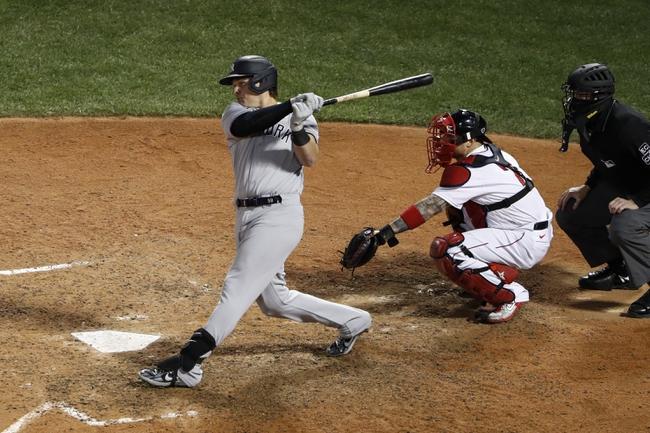 Boston Red Sox vs. New York Yankees - 9/19/20 MLB Pick, Odds, and Prediction