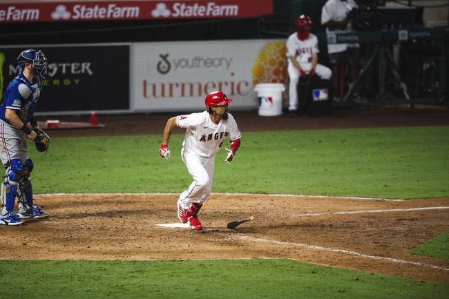 Texas Rangers at Los Angeles Angels - 9/20/20 MLB Picks and Prediction