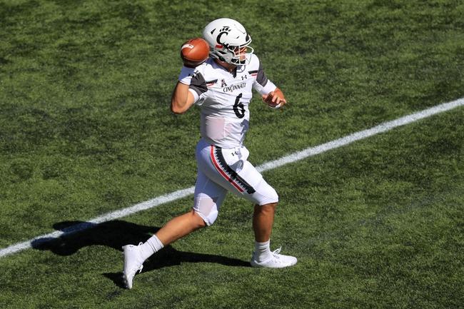 Army at Cincinnati - 9/26/20 College Football Picks and Prediction