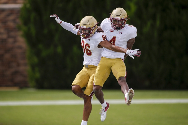Texas State at Boston College - 9/26/20 College Football Picks and Prediction