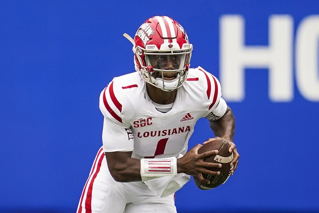 POSTPONED Central Arkansas at Louisiana-Lafayette 11/21/20 College Football Picks and Predictions