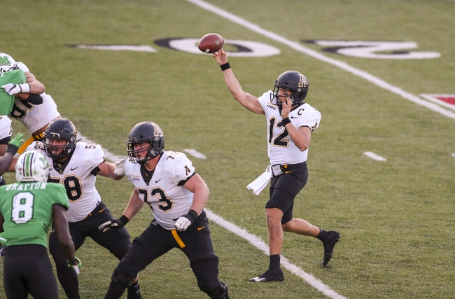 Arkansas State at Appalachian State 10/22/20 College Football Picks and Predictions