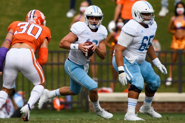 The Citadel vs. Eastern Kentucky - 9/26/20 College Football Pick, Odds, and Prediction