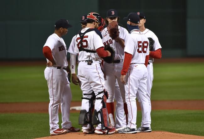 Atlanta Braves vs. Boston Red Sox - 9/25/20 MLB Pick, Odds, and Prediction