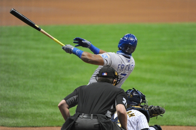 Milwaukee Brewers vs. Kansas City Royals - 9/20/20 MLB Pick, Odds, and Prediction