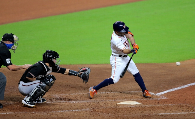Houston Astros vs. Arizona Diamondbacks - 9/20/20 MLB Pick, Odds, and Prediction