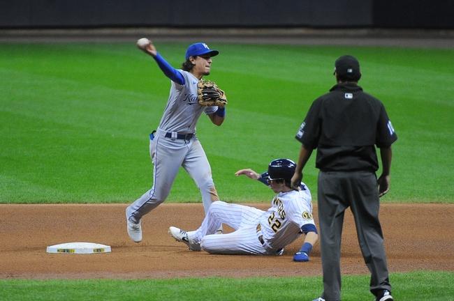 Kansas City Royals at Milwaukee Brewers - 9/20/20 MLB Picks and Prediction