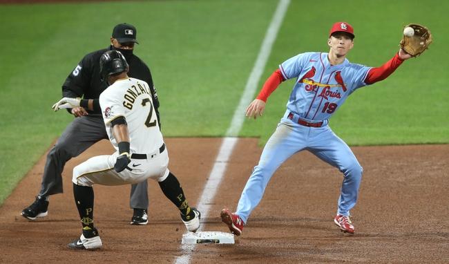 St. Louis Cardinals at Pittsburgh Pirates - 9/20/20 MLB Picks and Prediction