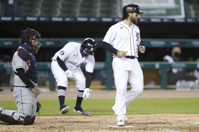 Detroit Tigers vs. Cleveland Indians - 9/20/20 MLB Pick, Odds, and Prediction