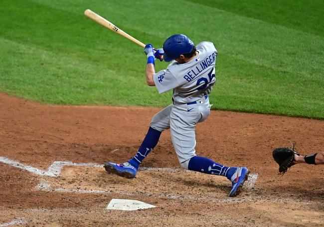 Colorado Rockies vs. Los Angeles Dodgers - 9/20/20 MLB Pick, Odds, and Prediction
