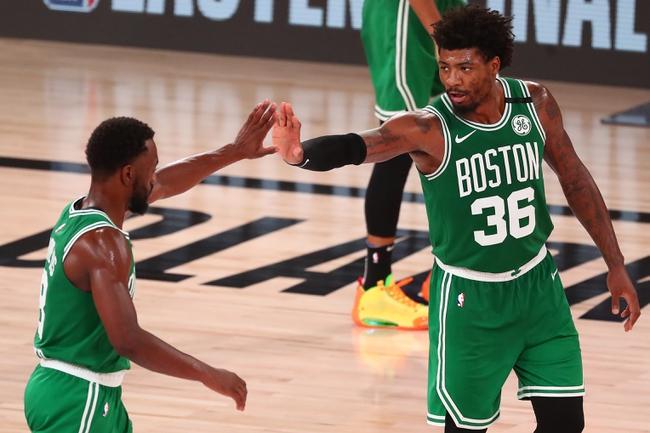 Miami Heat vs. Boston Celtics - 9/23/20 NBA Pick, Odds, and Prediction