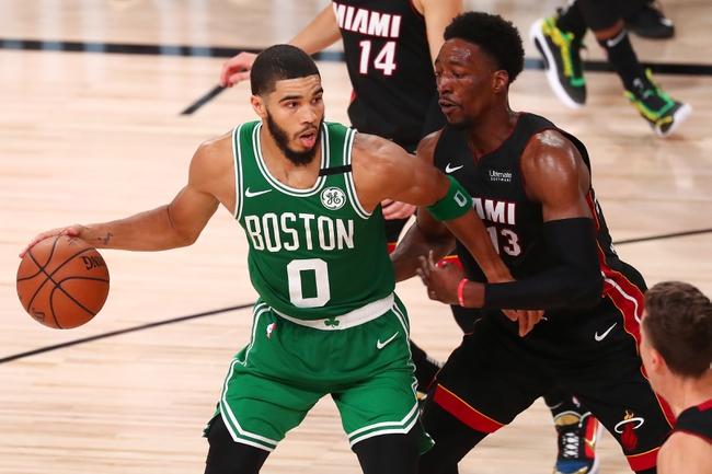 Boston Celtics at Miami Heat - 9/23/20 NBA Picks and Prediction
