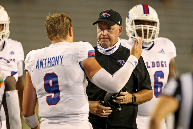 CFB Pick: LA Tech vs. Houston Baptist College Football Picks, Odds, Predictions  9/26/20
