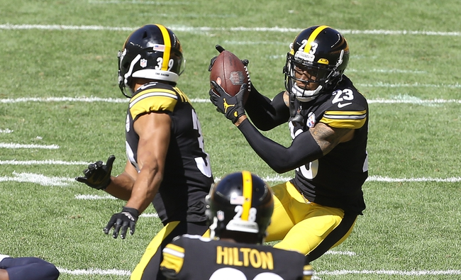 Houston Texans at Pittsburgh Steelers - 9/27/20 NFL Picks and Prediction