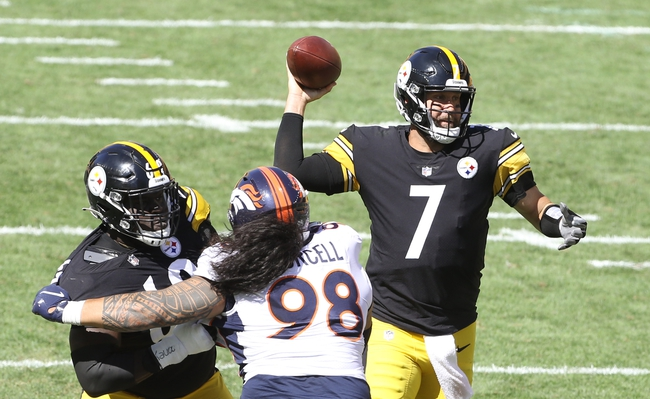 Cleveland Browns at Pittsburgh Steelers: 10/18/20 NFL Picks and Prediction
