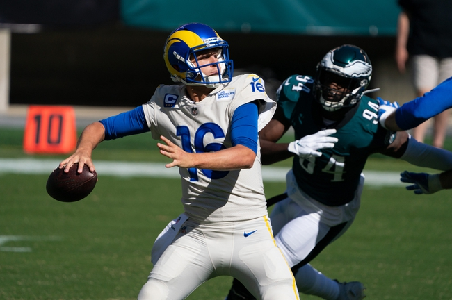 Los Angeles Rams at Buffalo Bills 9/27/20 NFL Pick, Odds, and Prediction