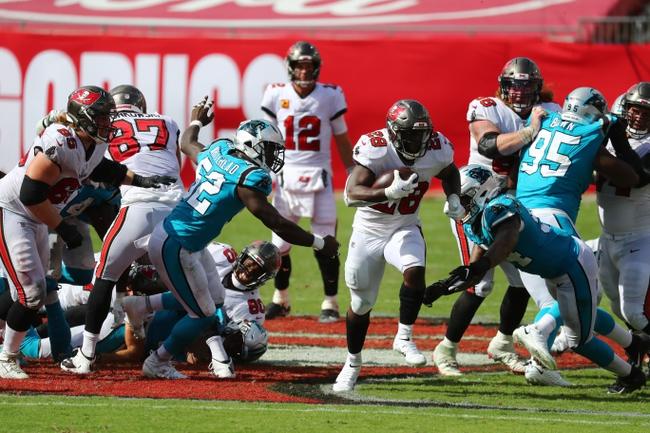 NFL Sunday Carolina vs TB