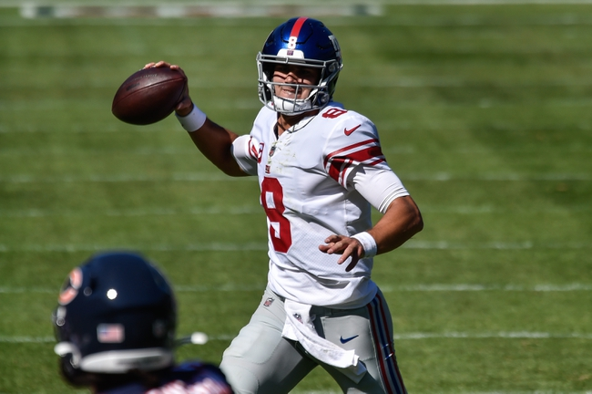 San Francisco 49ers at New York Giants NFL Picks, Odds, and Predictions 9/27/20
