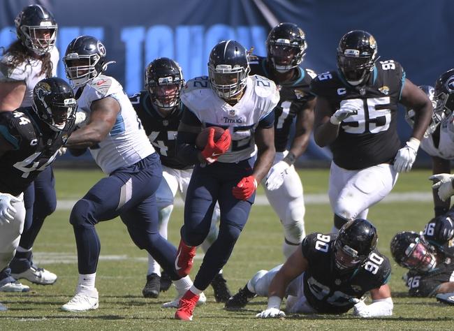 NFL Week 14: Jacksonville Jaguars vs Tennessee Titans 12/13/20 NFL Picks, Odds, Predictions
