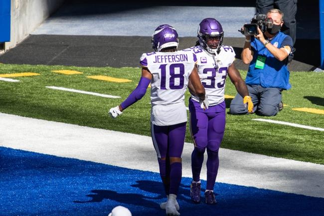 NFL Odds: Minnesota Vikings vs Tennessee Titans 9/27/20 NFL Picks, Predictions