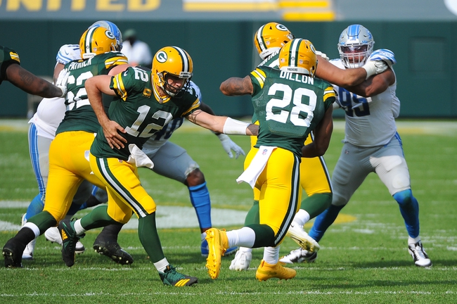 Green Bay Packers at New Orleans Saints - 9/27/20 NFL Picks and Prediction