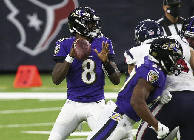 Free Picks Baltimore Ravens at Washington Football Team: NFL Picks and Prediction 10/4/20