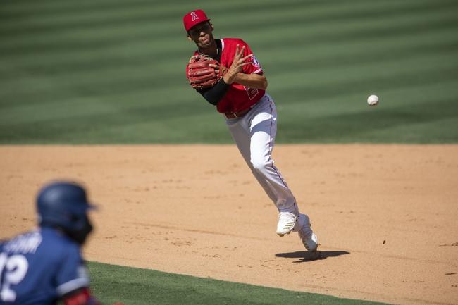 Los Angeles Angels vs. Texas Rangers - 9/21/20 MLB Pick, Odds, and Prediction