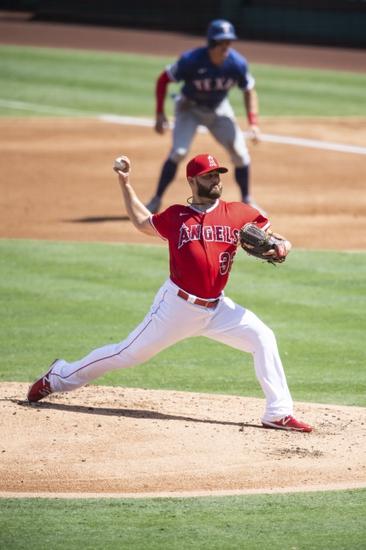 Dana Lane's Texas Rangers vs Los Angeles Angels MLB 'Table Setter'