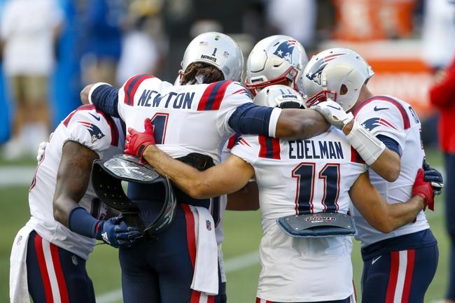 Las Vegas Raiders vs. New England Patriots: NFL Picks, Odds, and Predictions