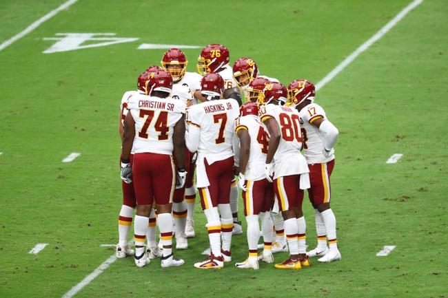 Washington Football Team at Cleveland Browns - 9/27/20 NFL Picks and Prediction