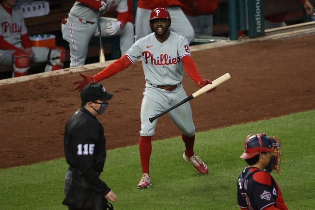 Washington Nationals vs. Philadelphia Phillies Game 1 - 9/22/20 MLB Pick, Odds, and Prediction