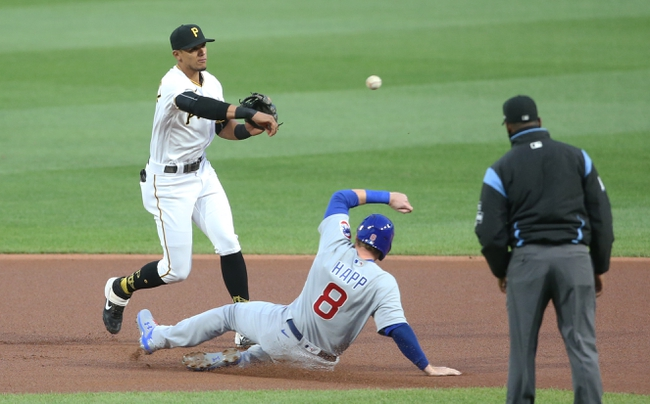 Pittsburgh Pirates vs. Chicago Cubs - 9/22/20 MLB Pick, Odds, and Prediction