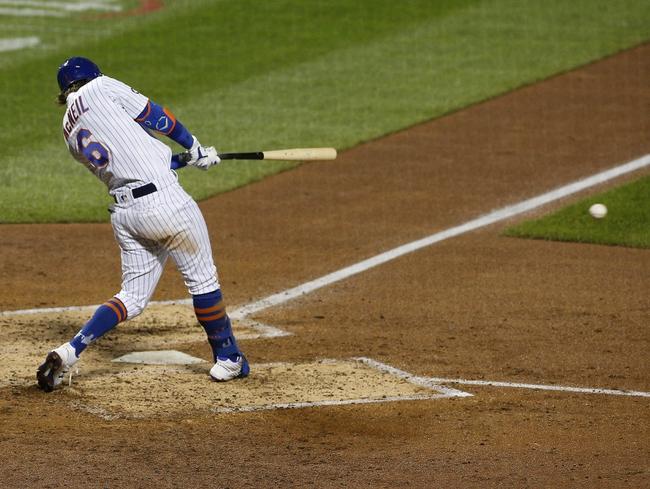 New York Mets vs. Tampa Bay Rays - 9/22/20 MLB Pick, Odds, and Prediction