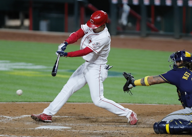 Milwaukee Brewers at Cincinnati Reds - 9/22/20 MLB Picks and Prediction