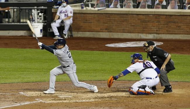 Tampa Bay Rays at New York Mets - 9/22/20 MLB Picks and Prediction