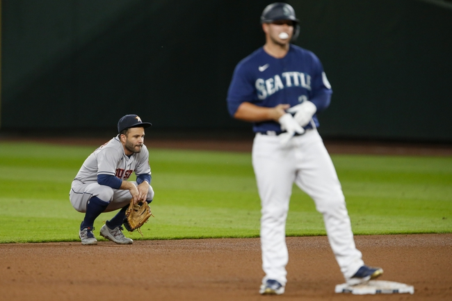 Seattle Mariners vs. Houston Astros - 9/22/20 MLB Pick, Odds, and Prediction