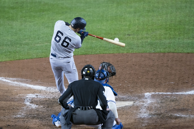 Toronto Blue Jays vs. New York Yankees - 9/23/20 MLB Pick, Odds, and Prediction