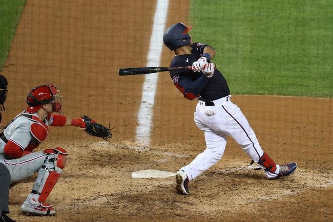 Washington Nationals vs. Philadelphia Phillies - 9/23/20 MLB Pick, Odds, and Prediction